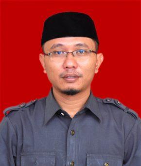 Ahmad Mubarok, S.H.I., M.Pd