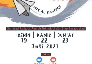 Informasi Pelaksanaan MATSAMA Tahun Pelajaran 2021-2022 MTs Al Kautsar